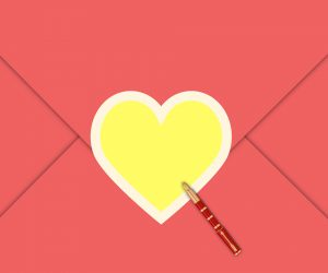 scrisoare, scrisoare de dragoste, stilou